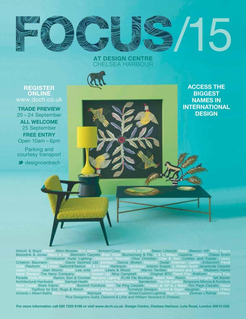 FOCUS15 AD SP London Design Festival: Focus 15 London Design Festival: Focus 15 FOCUS15 AD SP 790x1024