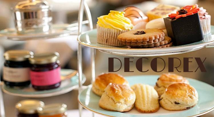 Delicious Food at Decorex Delicious Food at Decorex Food and drink at Decorex 10