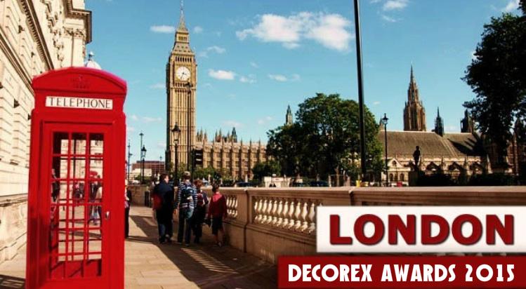 Decorex Awards 2015 Decorex Awards 2015 The Decorex Awards 2015 1