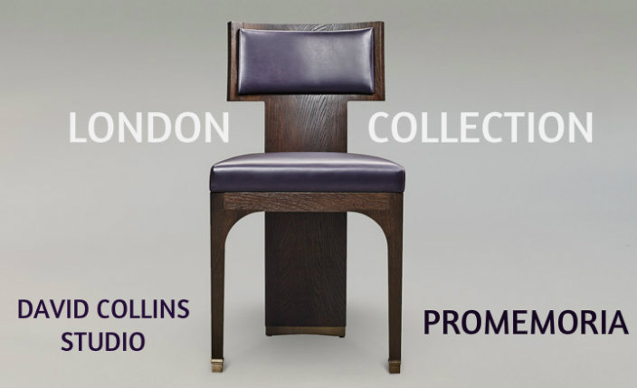 The London Collection by David Collins and Promemoria The London Collection by David Collins and Promemoria The London Collection by David Collins and Promemoria 7