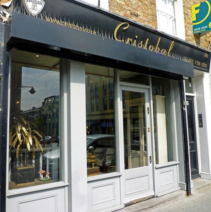 Cristobal-Homegirl-London TOP 10 Best Fashion Vintage Shops in London TOP 10 Best Fashion Vintage Shops in London Cristobal Homegirl London