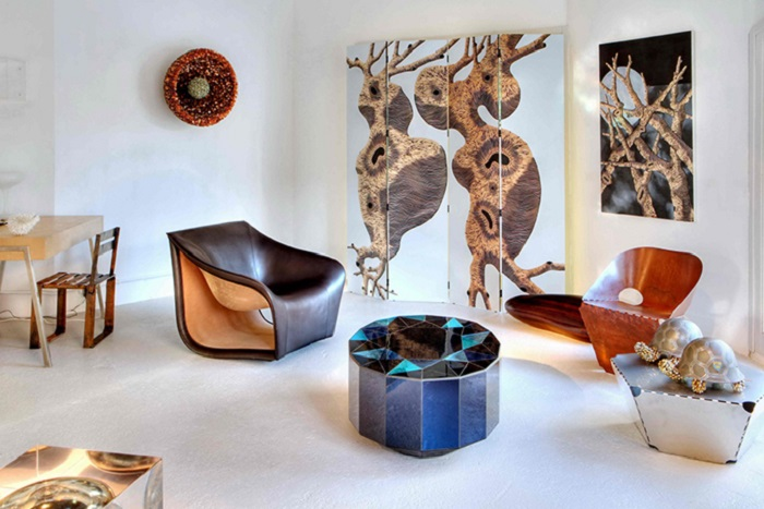 Gallery Fumi Established Creative Relationships With Clients Architects Interior Designers And Collectors A Reputation For Applying Humanity