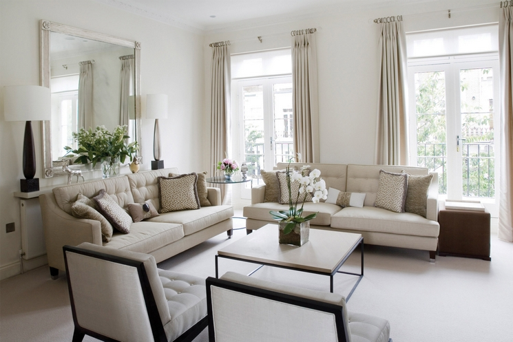 1 Top Interior Projects by Juliette Byrne Chealsea Townhouse