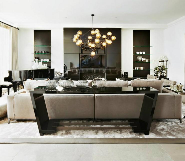 Kelly Pereira Design Studio Kitchen Inspirations: 25 Best Interior Design Projetcs By Kelly Hoppen