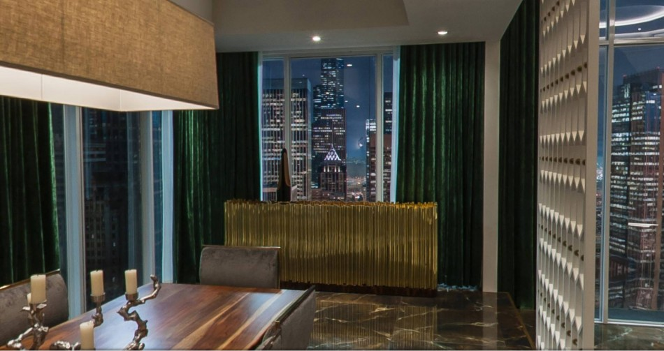 Fifty Shades of Grey returns with a Hyper Luxury Apartment
