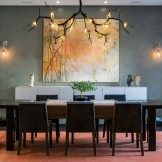 25 modern design dining chairs for a luxury dining room