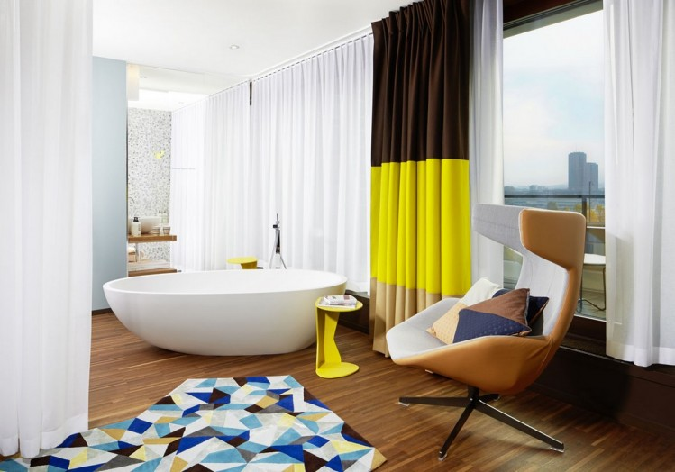 The Best Projects by YOO Design The Best Projects by YOO Design The Best Projects by YOO Design Best Interior Designers Yoo Interiors Luxury Interiors Hospitality Project 25hours Hotel Zurich1 e1447941836267