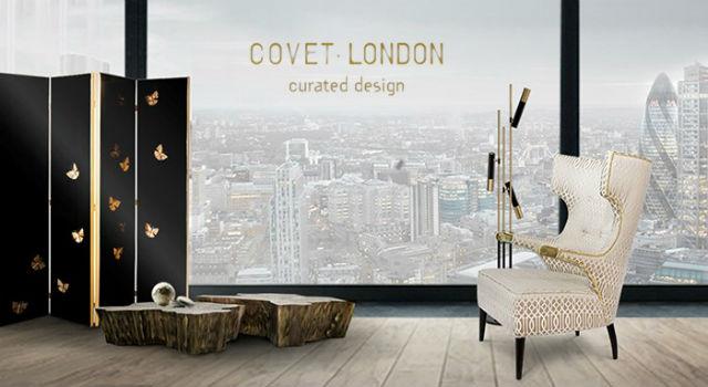 DISCOVER COVET LONDON APARTMENT