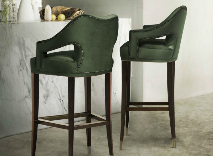 Top 20 classic counter stools for a dining room design
