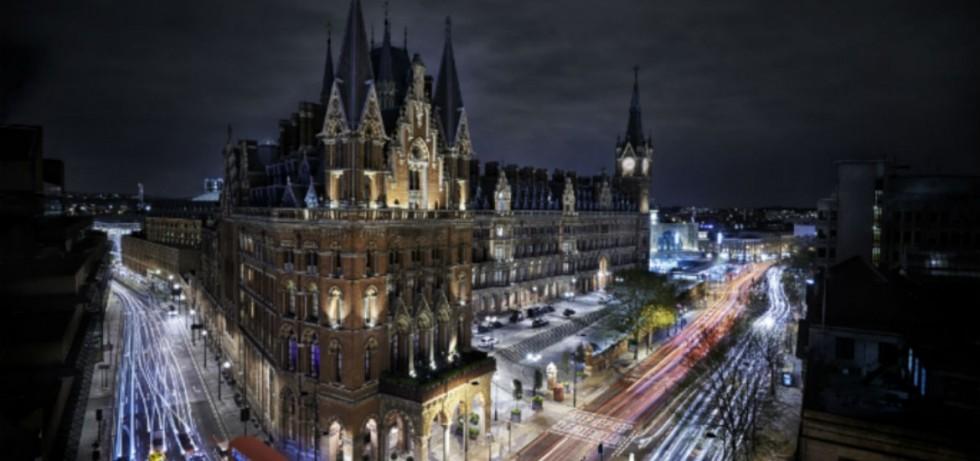 Top hotels: RENAISSANCE HOTEL ST. PANCRAS, LONDON
