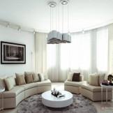 Top 10 round modern rugs