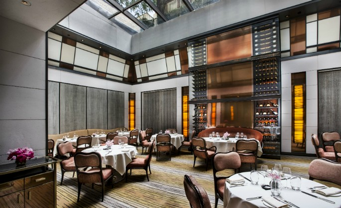 10 Best Interior Design Projects by Jacques Grange The Mark Hotel in New York