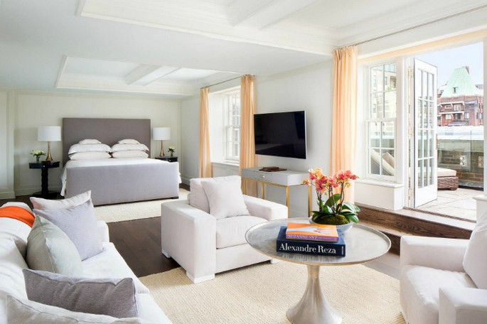 11 Best Interior Design Projects by Jacques Grange The Mark Hotel in New York