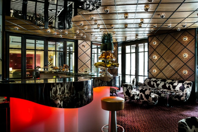 9 Best Interior Design Projects by Jacques Grange The Mark Hotel in New York