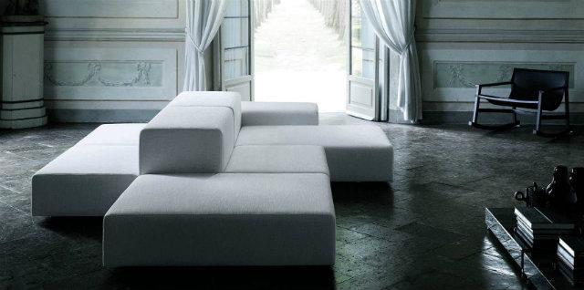 Piero Lissoni modular sofa Top 10 Modern Sofas for a Luxury Living Room Top 10 Modern Sofas for a Luxury Living Room Piero Lissoni modular sofa