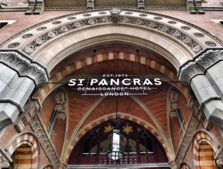 Renaissance Hotel St Pancras 21