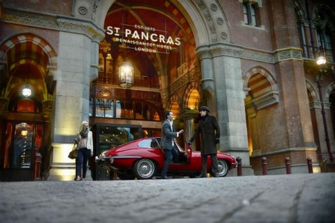 The Renaissance Hotel St. Pancras, London 3 Renaissance Hotel St. Pancras, London Renaissance Hotel St. Pancras, London The Renaissance Hotel St