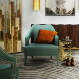 TOP 10 MODERN ARMCHAIRS FOR A LIVING ROOM DESIGN