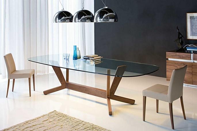 Goblin-Modern-Dining-Table-Cattelan-Italia Inspirations for your DINING ROOM design Inspirations for your DINING ROOM design Goblin Modern Dining Table Cattelan Italia