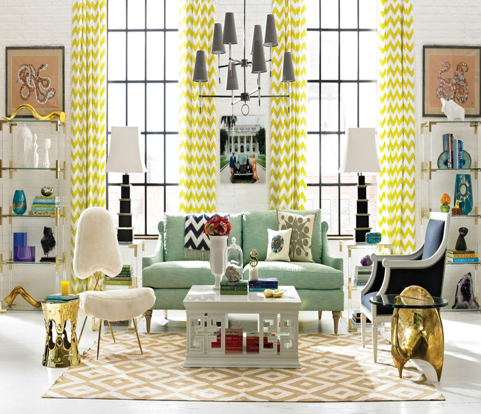 Best Interior Design Projects by Jonathan Adler