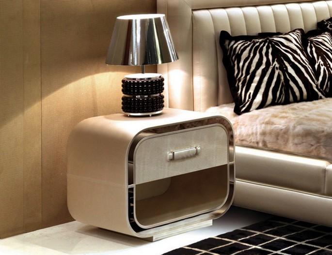 Modern-Beige-Bedside Top Modern Nightstands Top Modern Nightstands Modern Beige Bedside