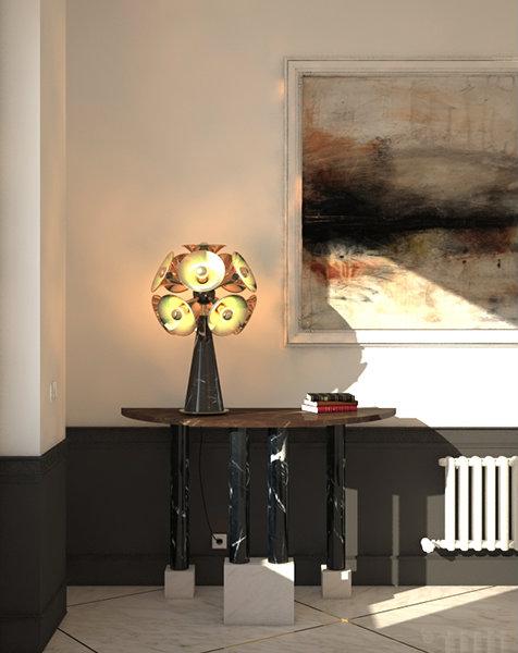 Modern table lamps by DelightFULL Botti Modern table lamps for your home design by DelightFULL Modern table lamps for your home design by DelightFULL Modern table lamps by DelightFULL Botti