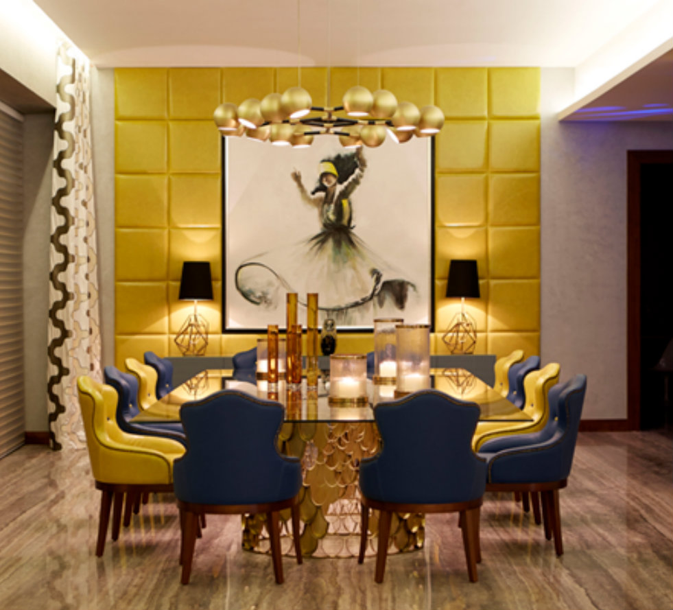 Inspirations for your DINING ROOM design