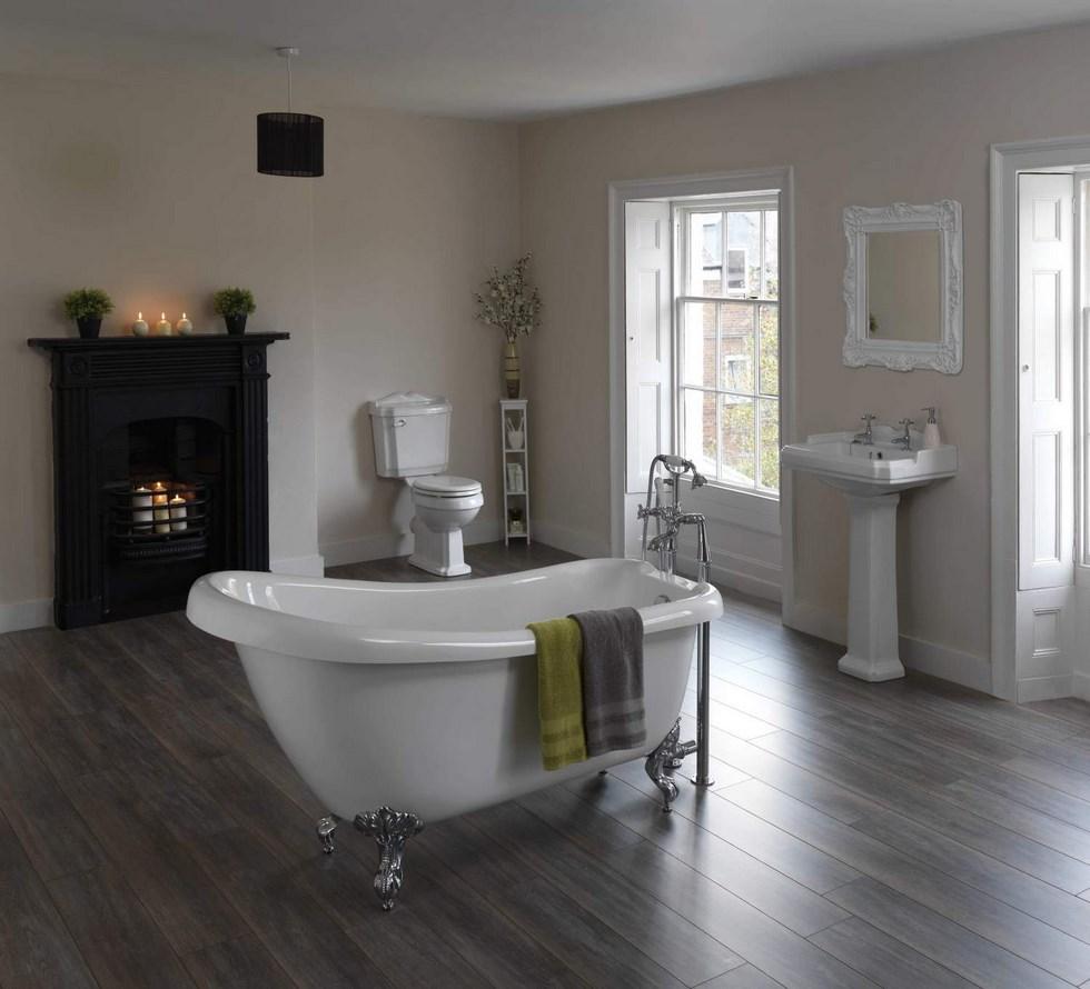 Bathroom Ideas: Spring Ideas For Your Bathroom
