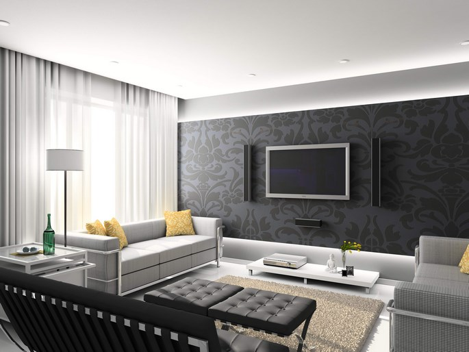 Cool How To Get A Modern Living Room Interior Design Decor And Download Free Architecture Designs Aeocymadebymaigaardcom
