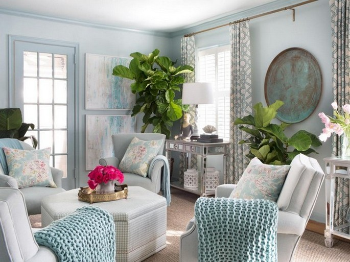 Living room ideas for spring 2016a living room ideas Living room ideas for spring 2016 Another great idea is soft colors just like this blue