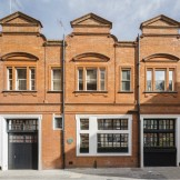 The Mayfair Mews house by Candy & Candy London