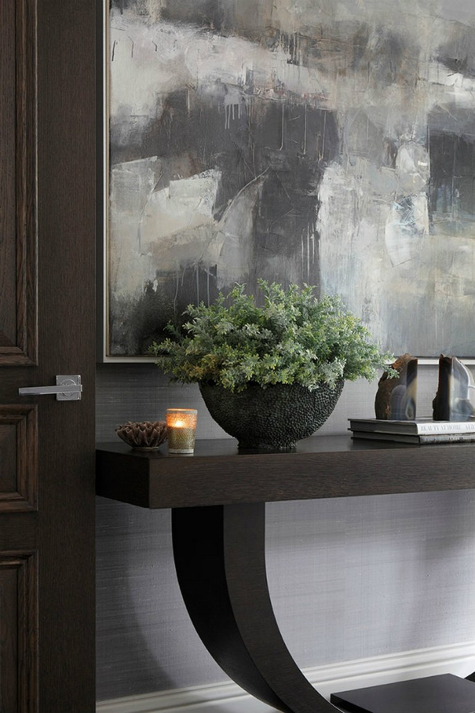 Modern Wood Console Tables Decor And Style