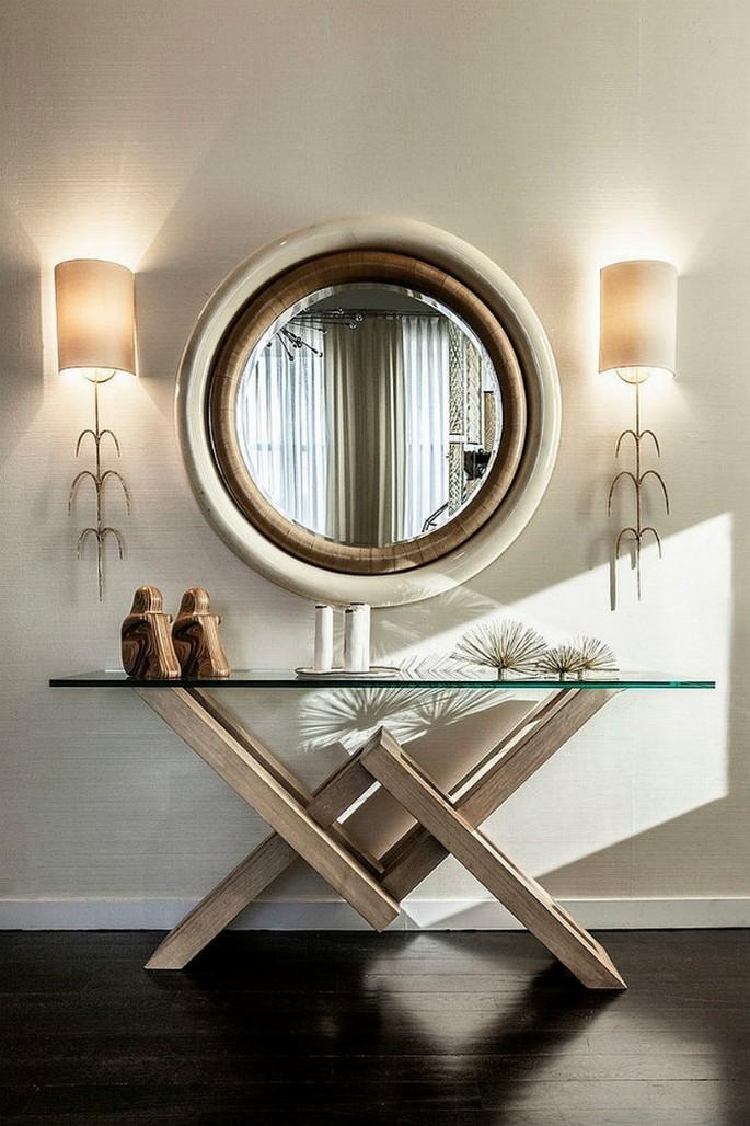 Modern Wood Console Tables3 wood console tables Modern Wood Console Tables 21884 1