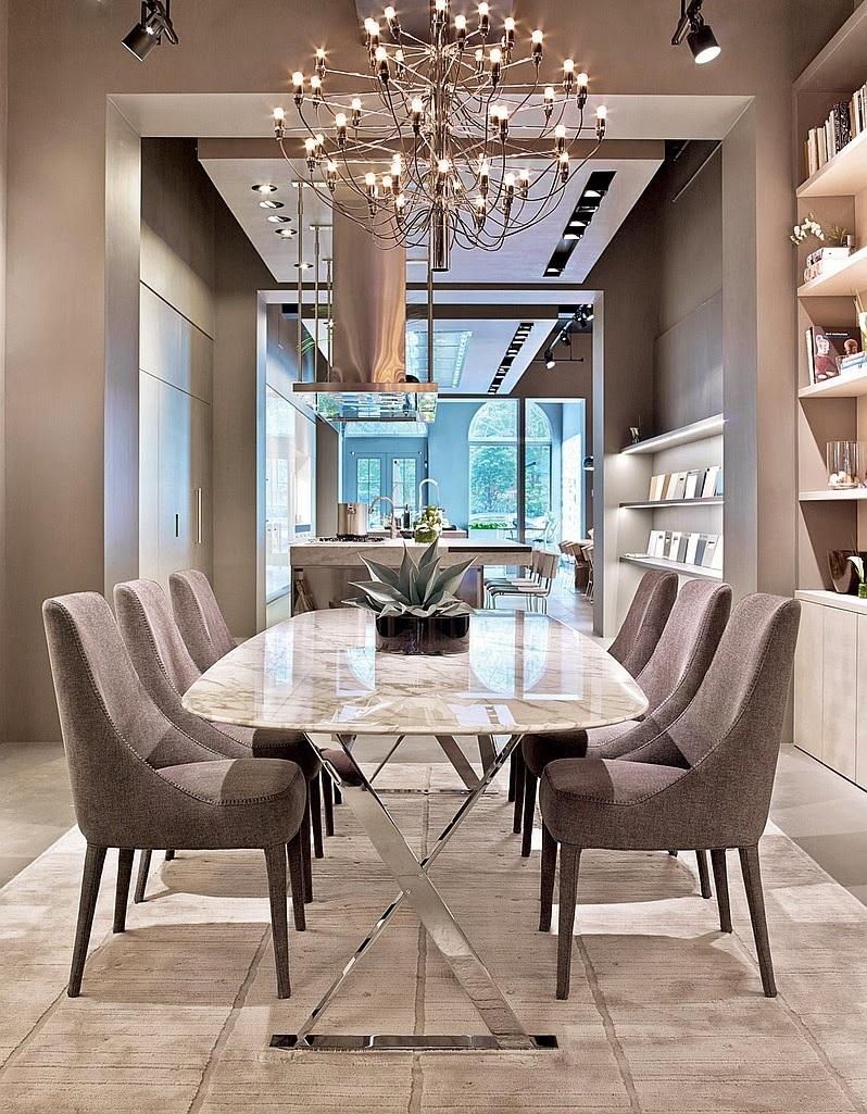 Elegant Dining Room Ideas 5