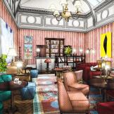 The Academicians Room by Martin Brudnizki