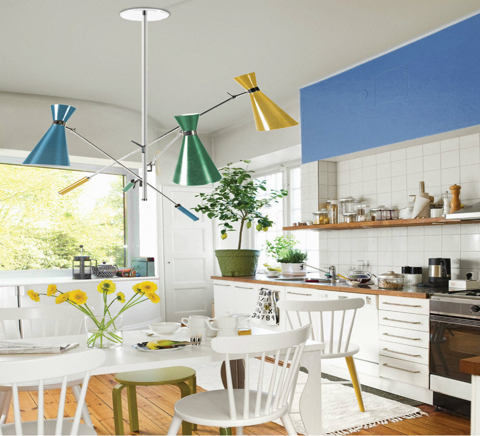 BOLD COLORS IN MODERN KITCHENS Bold colors BOLD COLORS IN MODERN KITCHENS Foto Blog