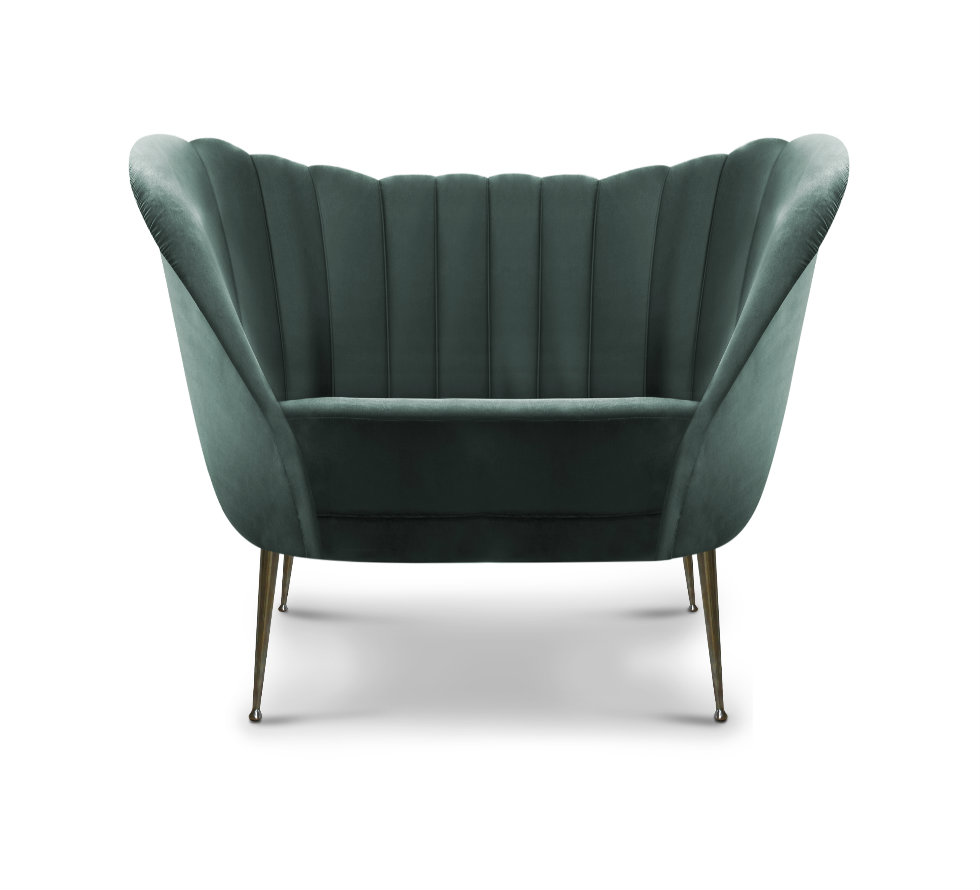the best velvet armchair The best velvet armchair Foto capa 1