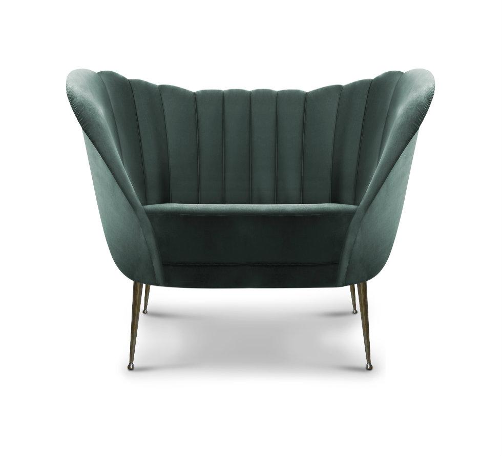 the best velvet armchair The best velvet armchair Foto capa 1