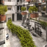Carlow House project by Rabih Hage