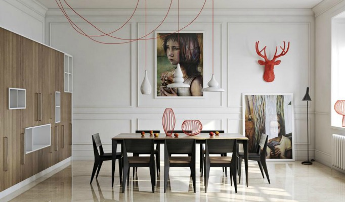 Dinning Room Projects dining room projects The 6 Most Inspiring Dining Room Projects featureee2