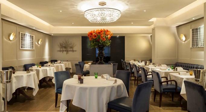 Most Luxurious Design Restaurants in London 1
