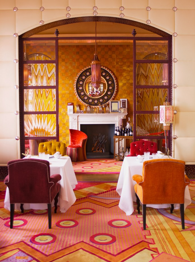 Most Luxurious Design Restaurants in London 10