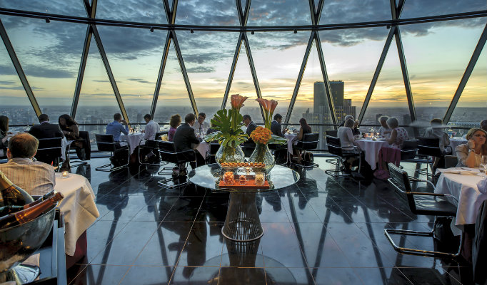 luxurious design restaurants in London Most Luxurious Design Restaurants in London Most Luxurious Design Restaurants in London 11