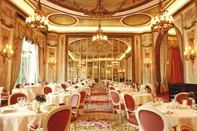 Most Luxurious Design Restaurants in London 12