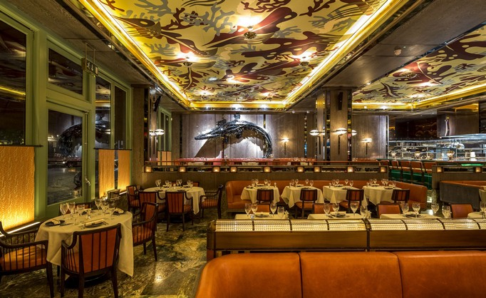 Most Luxurious Design Restaurants in London 4