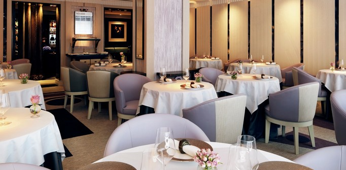 Most Luxurious Design Restaurants in London 5