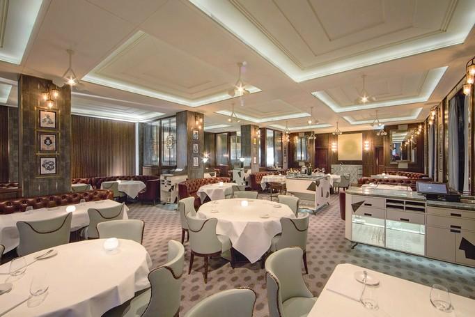 Most Luxurious Design Restaurants in London 6 luxurious design restaurants in London Most Luxurious Design Restaurants in London Most Luxurious Design Restaurants in London 6