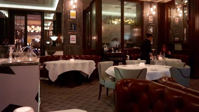 Most Luxurious Design Restaurants in London 7