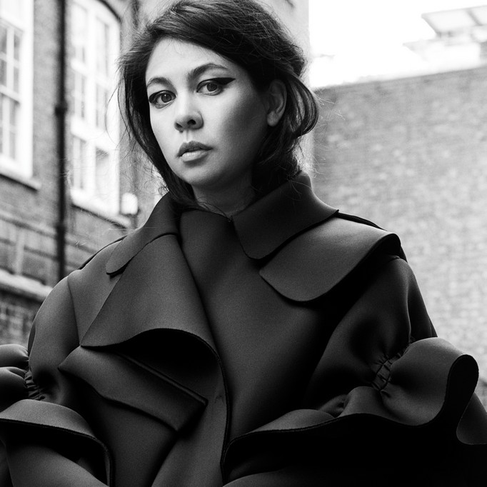 Simone Rocha British Fashion 4 British Fashion Top 5 British Fashion Designers in BFC Trust img simone rocha 144932695054