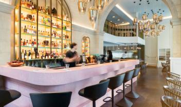 tom Dixon New Restaurant Interior Design